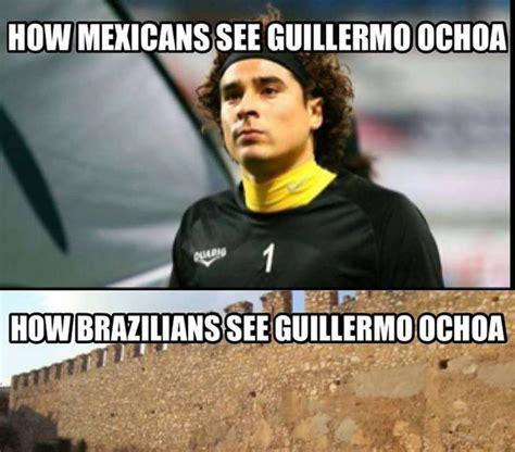 Mexico Soccer Memes - memy po meczu brazylia meksyk ochoa bohaterem spotkania
