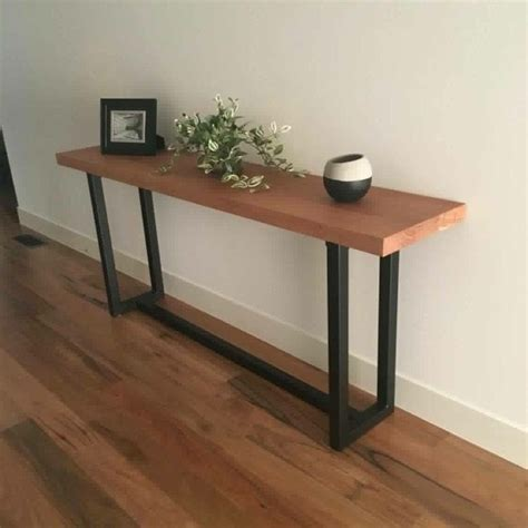 Kitchen Island With Legs Dream Console Table Lumber Furniture