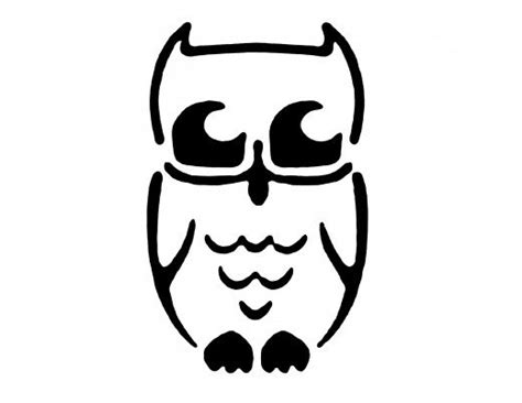 printable owl pumpkin carving 8 best images of scary owl pumpkin carving patterns