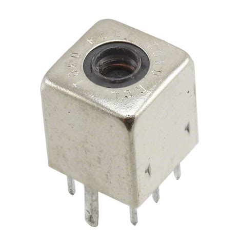 toko rf inductors toko adjustable inductors 28 images 7em series variable inductor coil 28 images 7em series