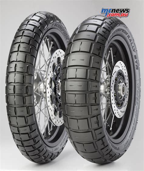 Motorradreifen Pirelli by Pirelli Introduce New Scorpion Rally Str Mcnews Au