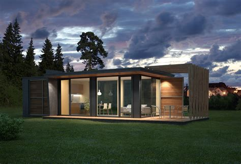 data house private house larus i modulhus mobile modular houses