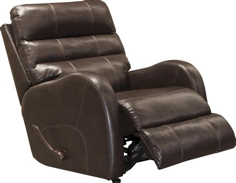 catnapper recliners dealers catnapper searcy casual rocker recliner in faux leather