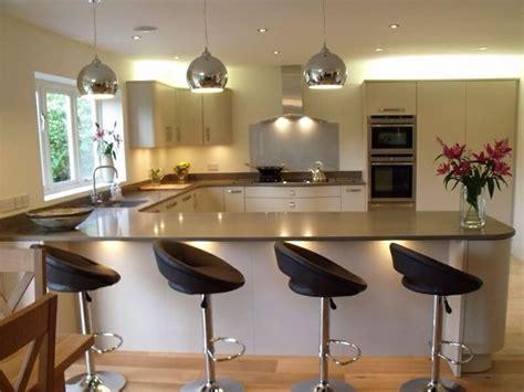 kitchen breakfast bars designs 17 best images about kitchen on pinterest open plan