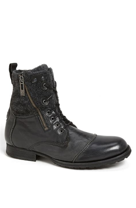rogue boots mens rogue kuaka boot in black for lyst