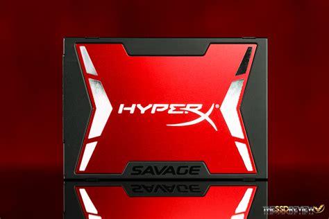 Ssd Kingston Hyperx Savage 240gb ssd of the week kingston hyperx savage the ssd review