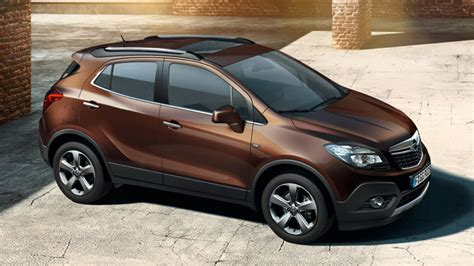 Auto Mokka by Opel Mokka Moscow Edition To Premiere At The Moscow Auto