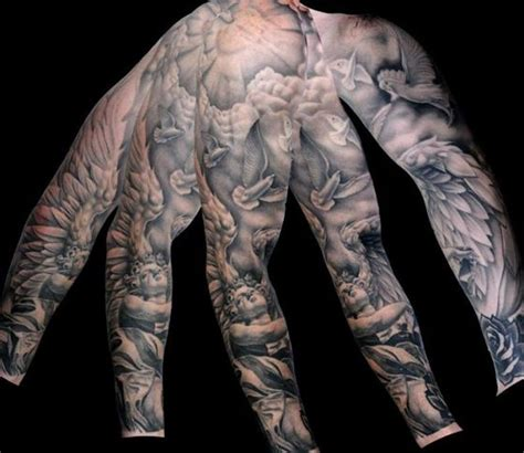 angel tattoo arm designs 17 best ideas about sleeve on