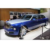 Bentley Mulsanne Grand Limousine Is The Most Exclusive Yet