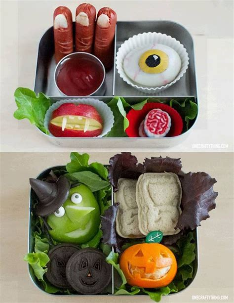 halloween themed lunch 1000 images about school lunch on pinterest school