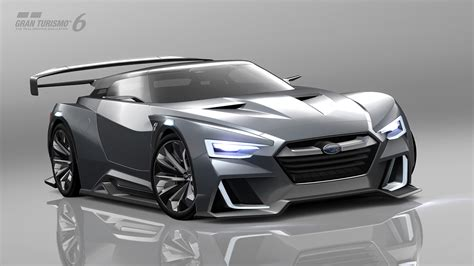 subaru concept cars introducing the subaru viziv gt vision gran turismo gran