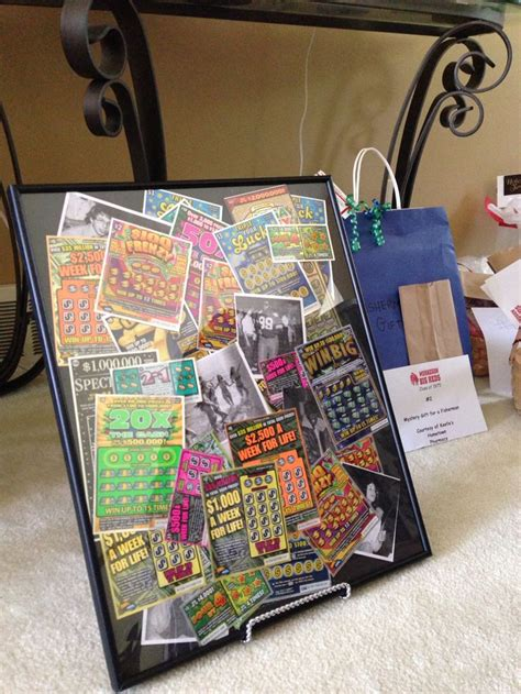 X Frame Full Off Sc Ch Off Lottery Tickets For Cl
