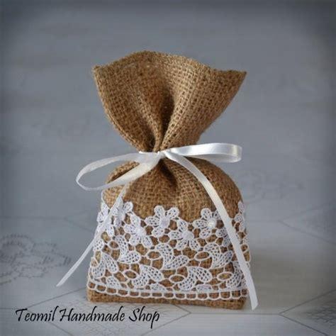bridal shower gift bag favors favor bag wedding burlap gift bag bridal shower