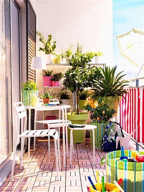 tiny ikea balcony decor ideas nu 228 r det sommar p 229 ikea ikea livet hemma