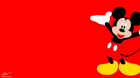 wallpaper disney mickey mouse vector wallpapers mickey mouse by raileysxerilyasrx on