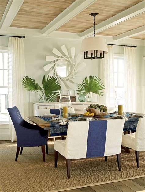 coastal room decor coastal dining room ideas