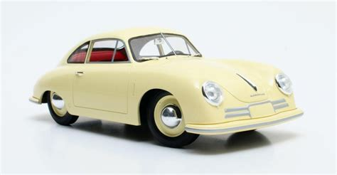 porsche gmund porsche gm 252 nd 356 coupe by cult models 1 18 scale