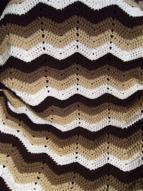 neutral ripple afghan allfreecrochetafghanpatterns com 144 best images about crochet afghans 2 ripples