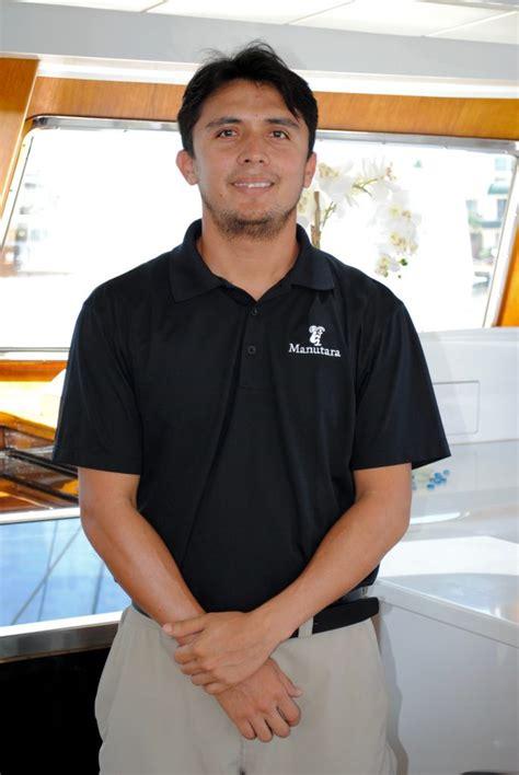 yacht engineer s y manutara charter sailing yacht engineer luis tirado