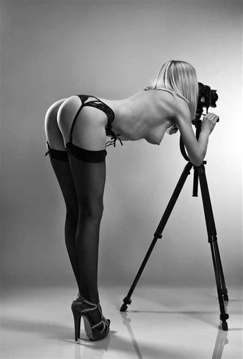 Semi Nude Behind The Camera Macetheace
