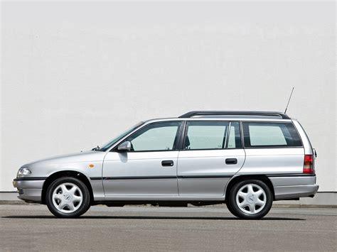 OPEL Astra Caravan   1994, 1995, 1996, 1997, 1998