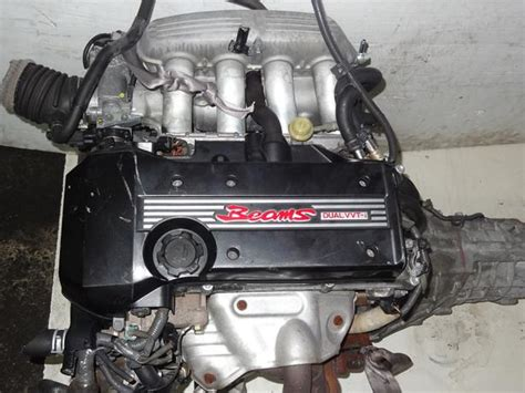 3s Ge Beams Dual Vvti toyota altezza lexus is300 3s ge beams dual vvt i jdm engine 6speed transmission hull sector