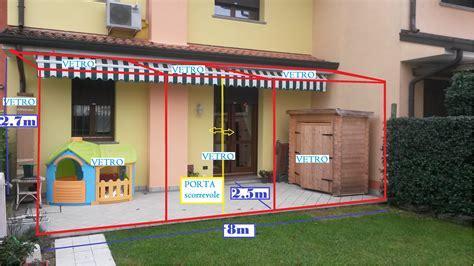 veranda chiusa veranda chiusa finest gallery of veranda chiusa with