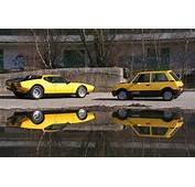 Auto Neurotic Fixation Innocenti Mini De Tomaso Turbo