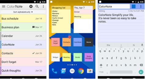 notepad app for android best notepad app for android phones and tablets