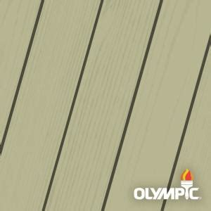 olympic maximum  gal sage solid color exterior stain