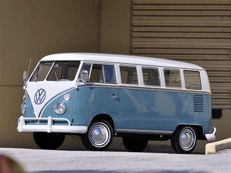 volkswagen classic van hd 1963 67 volkswagen deluxe bus van classic picture