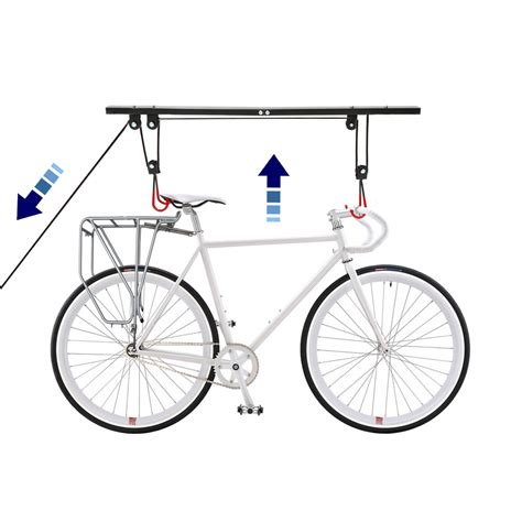 bike ceiling mount bicycle bike ceiling mount storage rack lifter