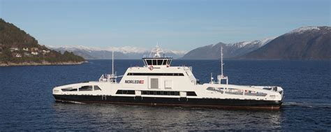 ferry electric dnv gl classed world s first fully electrical ferry ere