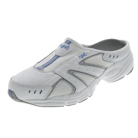 womens casual athletic shoes ryka 8070 womens rocker white leather athletic casual