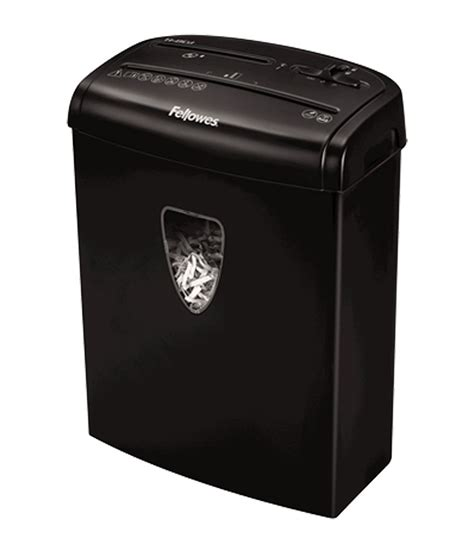 best shredders fellowes h8cd paper shredder buy online at best price on