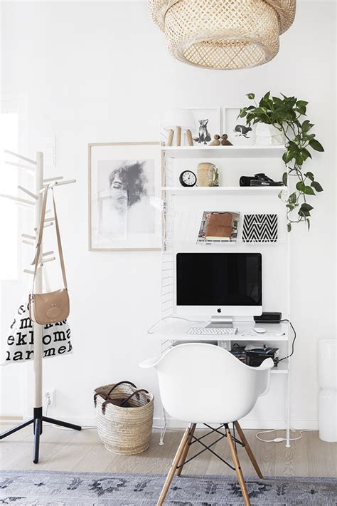home office scandinavian workspace www my full house com how to make your home office the best room in the house