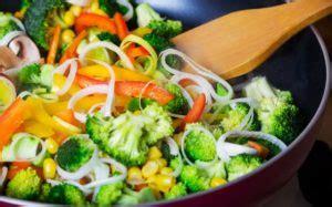 menu  resep masakan vegetarian  diet dietsehat