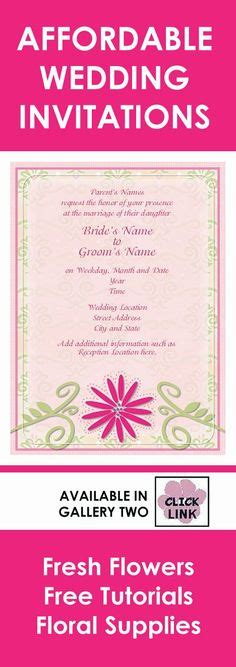 affordable wedding invitations cincinnati 1000 images about cheap and affordable wedding