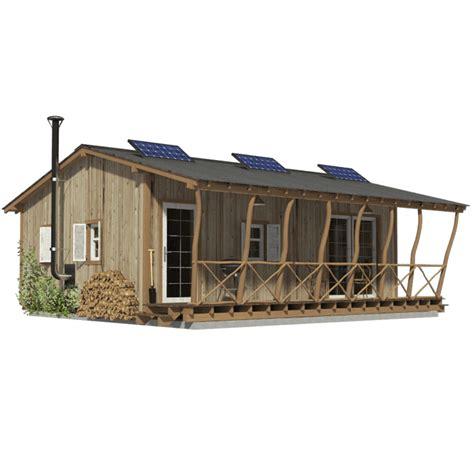 room cabin plans