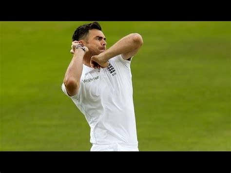 swing bowling action rank 1 bowler james anderson swing bowling action dont