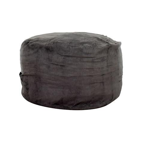 Chill Bag Bean Bag 90 Natuzzi Natuzzi Black Leather Swivel Chair With