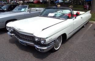 Cadillac 1960 Convertible 1960 Cadillac Convertible White