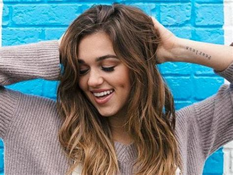 sadie robertson hairstyles for 2018 i used to live in a lot of fear sadie robertson opens