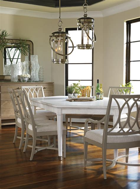coastal dining room furniture coastal living resort dining room traditional dining