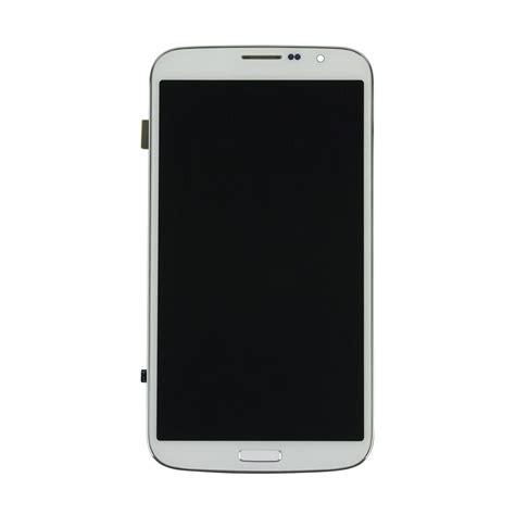 samsung galaxy mega  white lcd touch screen