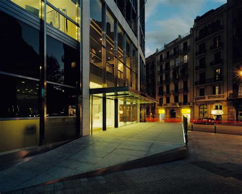 banc atlantic sabadell banc de sabadell atlantic barcelona banking building e