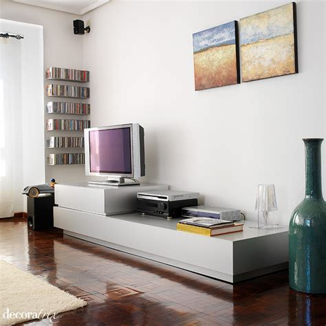 decorar un mueble c 243 mo decorar y aprovechar un sal 243 n peque 241 o
