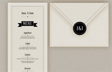 custom graphic design wedding invitations graphic design j l wedding invitation by filiz sahin