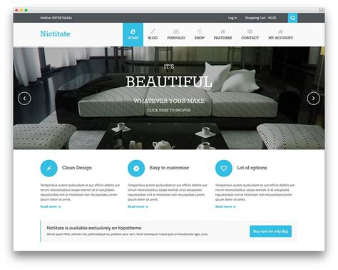 online wordpress layout generator 30 responsive free flat design wordpress themes