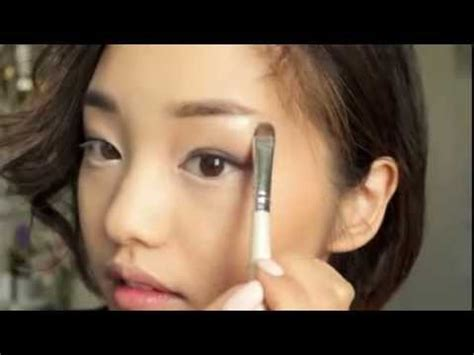 tutorial make up cantik ala korea makeup cute ala cewe korea youtube
